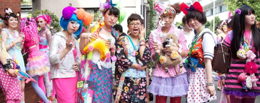 Tout connaitre sur le style Harajuku