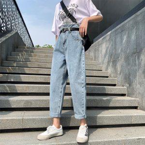 Jean vintage - Crop