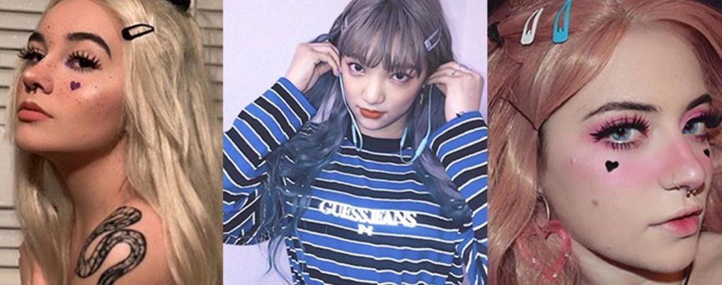 Nouvelle mode chez les jeunes le look E-girl