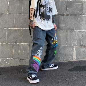 Jeans sombre - Graff
