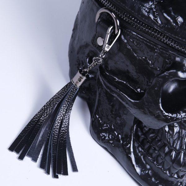 Sac à main gothique - Tête de mort