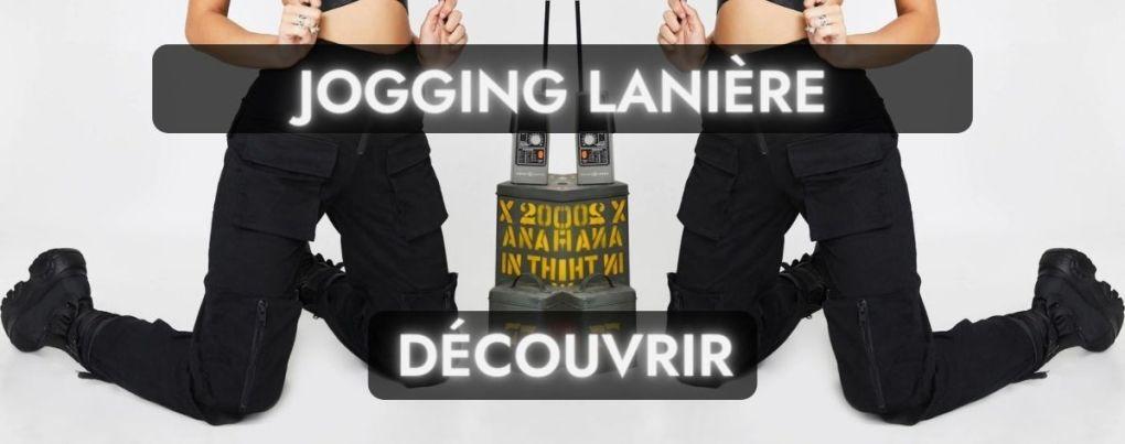 Jogging streetwear à lanière