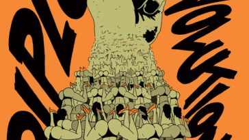 "Diplo's ""Revolution EP"" artwork"