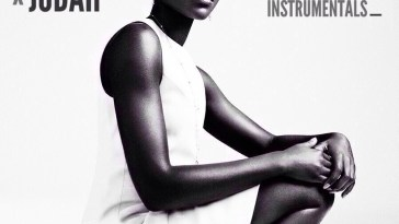 Lupita Nyong'o instrumental cover art