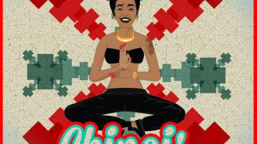 "Chynna's ""Chinois"" EP cover art"