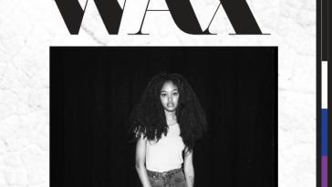 """Chynna's """"Wax"""" cover art"""