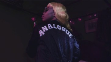 """Suzi Analogue in Onra's """"Vibe With U"""" video"""
