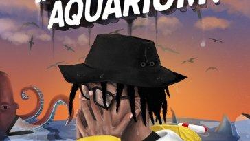 "Khary's ""Intern Aquarium"" cover art"