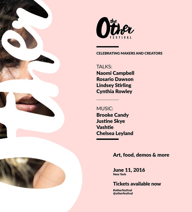 Other Festival, first all female festival line up