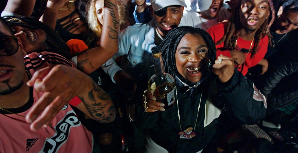"""Kamaiyah in """"Fuck It Up"""" video"""