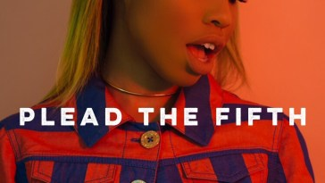 "Liana Bank$'s ""Plead the Fifth"" cover art"