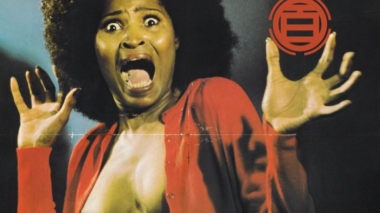 """The Black Opera's """"Black Frankenstein"""" cover art"""