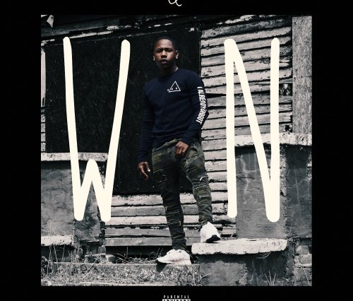 Q Money's cover art for WIN