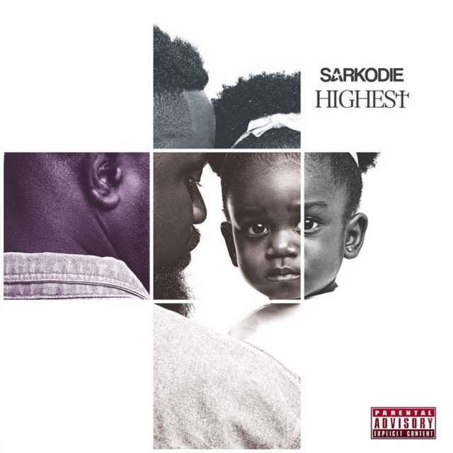 Sarkodie's cover art for Highest