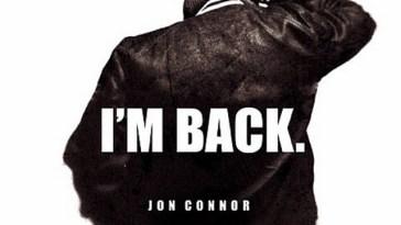 Jon Connor 'I'm Back' cover art