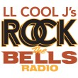 LL Cool J's logo for his new SiriusXM channel 'Rock the Bells'
