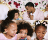Nick Grant in 'Black Woman' video featuring Stacy Barthe