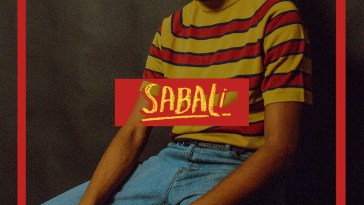 King - V's cover art for 'SABALI'