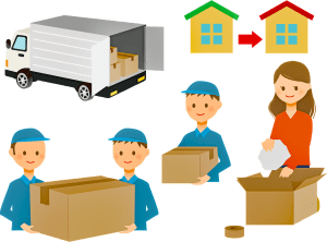 Last minute movers Worcester