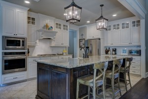 A kitchen, in order too start unpacking with ease you need to unpack your kitchen
