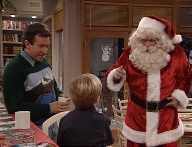Yule Better Watch Out (1991) | Home Improvement | Grunt Work Podcast