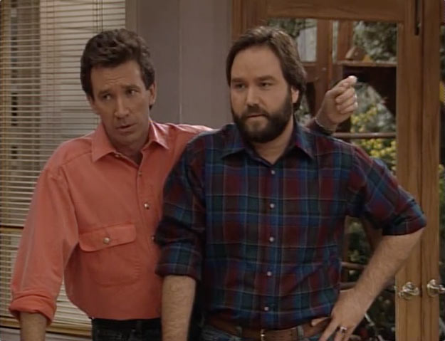 Al's Fair in Love and War (1992) | Home Improvement