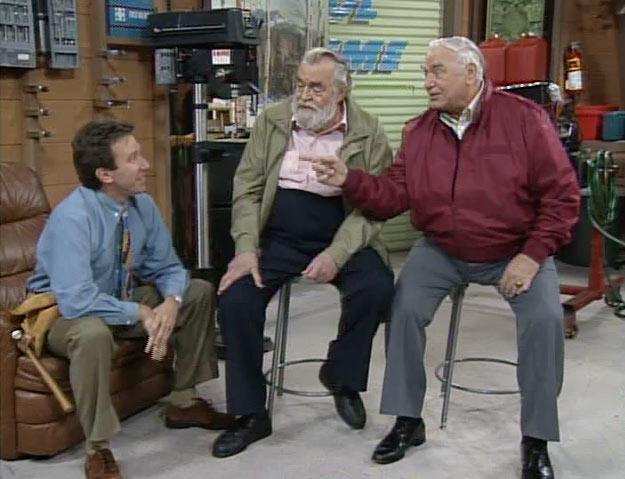 Birds of a Feather Flock to Taylor (1992)   Home Improvement