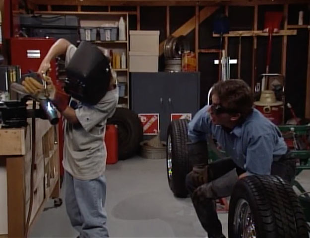 Rites and Wrongs of Passage (1992) | Home Improvement
