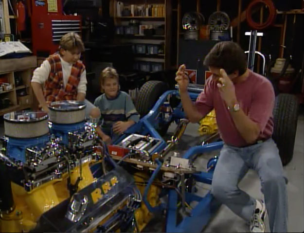 Birth of a Hot Rod (1993) | Home Improvement