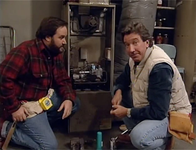 A House Divided (1995) | Home Improvement