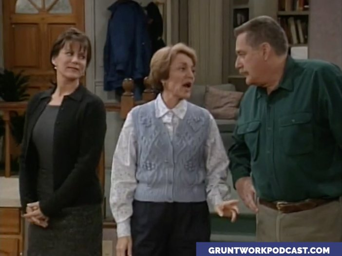 When Harry Kept Dolores (1996) | Home Improvement