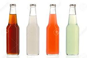 Refrescos en botella