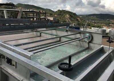 Plantas de tratamiento de agua en España