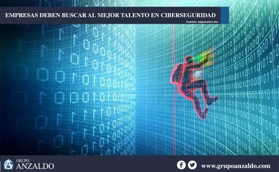 Empresas deben buscar al mejor talento en ciberseguridad