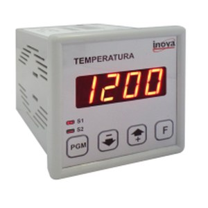 Controlador Temperatura Inova INV-24101