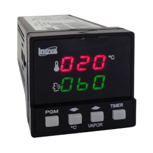 temporizador e termostado digital inv-5822