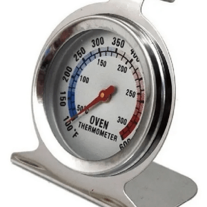 Termômetro Analógico 30/300°C Para Forno