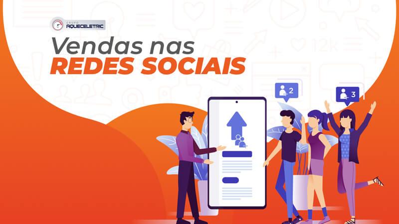 vendas pelas redes sociais