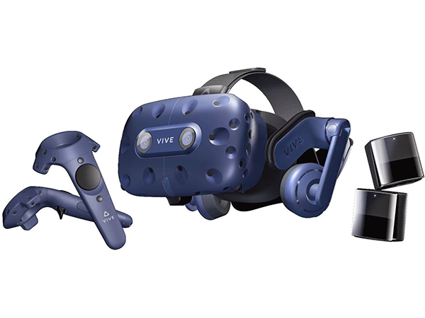Tipos de realidad virtual HTC Vive