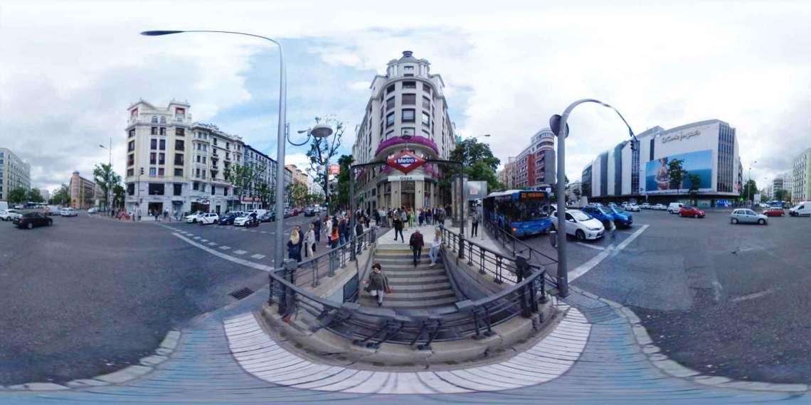 Metro Goya