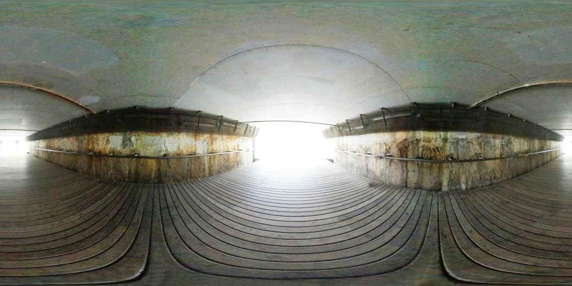 Interior Tunel