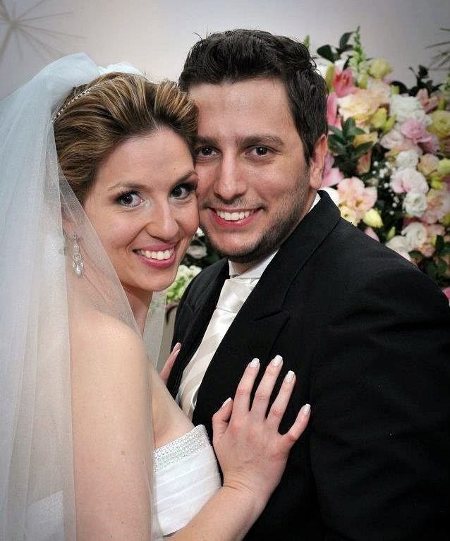De noiva para Noiva Paula Feracin