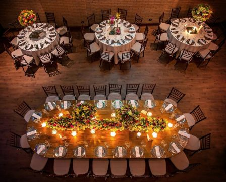 mesa dos noivos buffet para casamento
