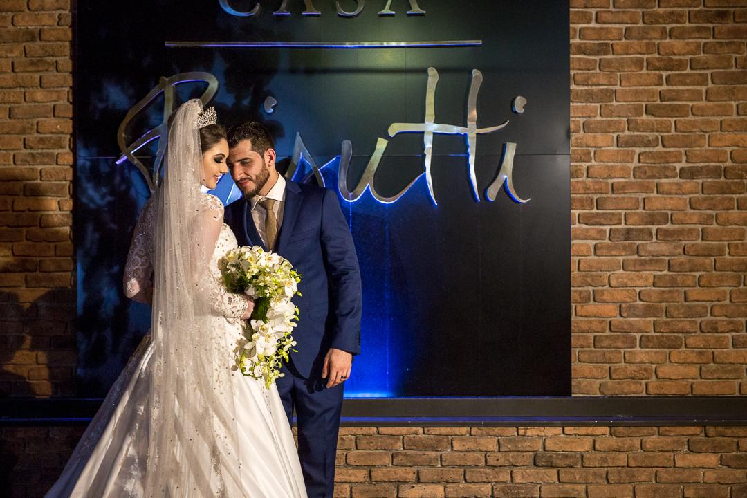 Casamento real – Munira e Amr