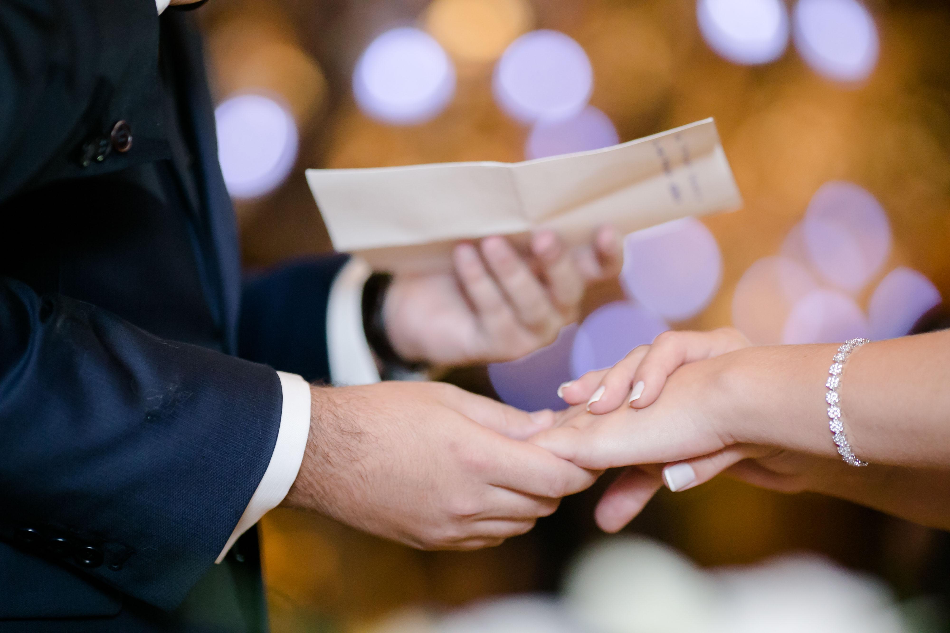 Votos de casamento: como fazer?