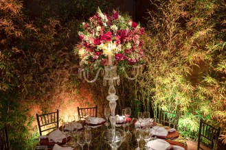 mesa dos convidados