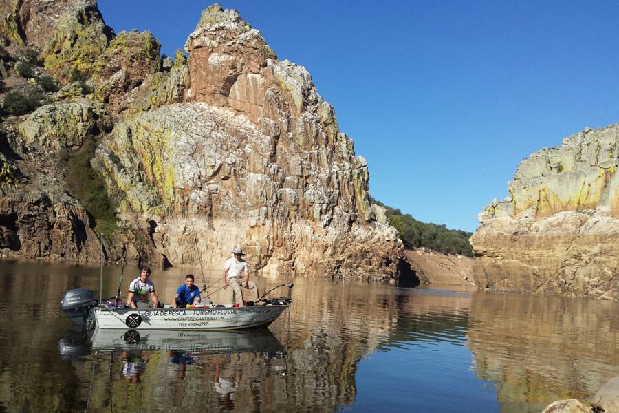 turismo fluvial en extremadura