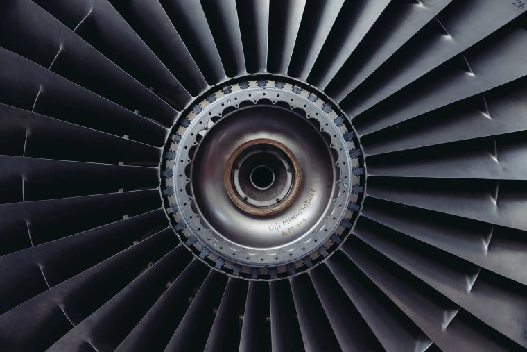 Turbina de aviones