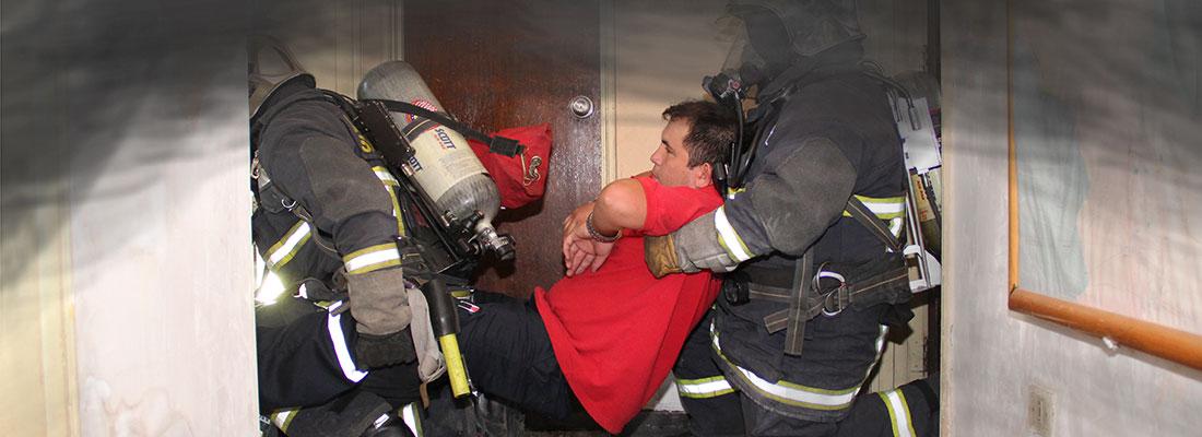 sistemas de prevención de incendios en edificios.