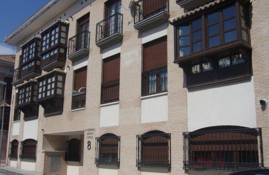 Edificio Federico García Lorca